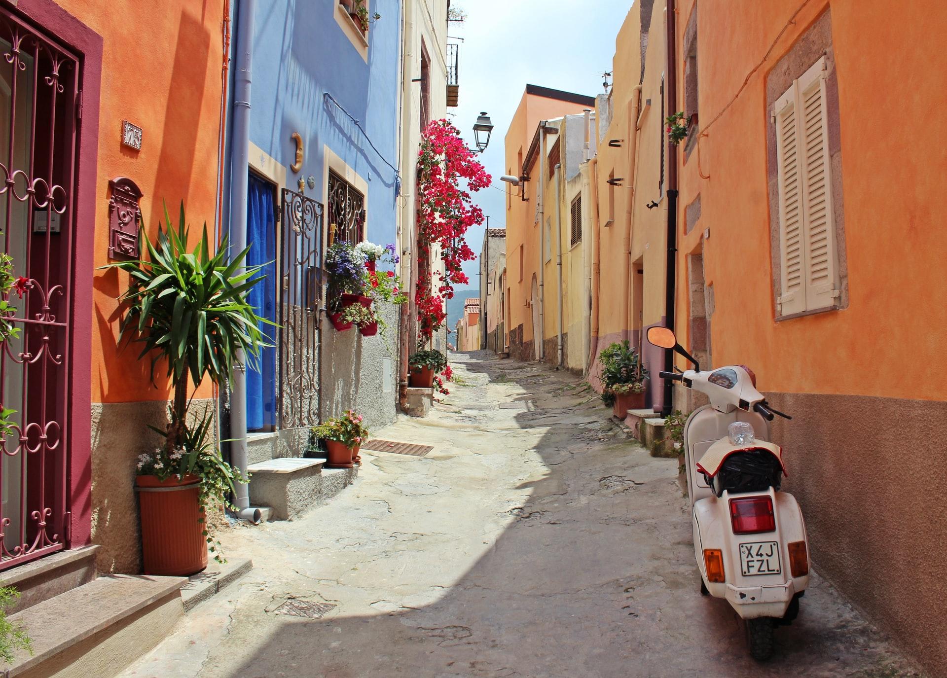 Viaggiare a basso costo attraverso l'Italia non è difficile